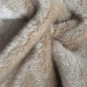 Dark beige fur H-46